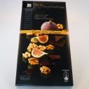 Vijgen en noten chocolade van Delhaize